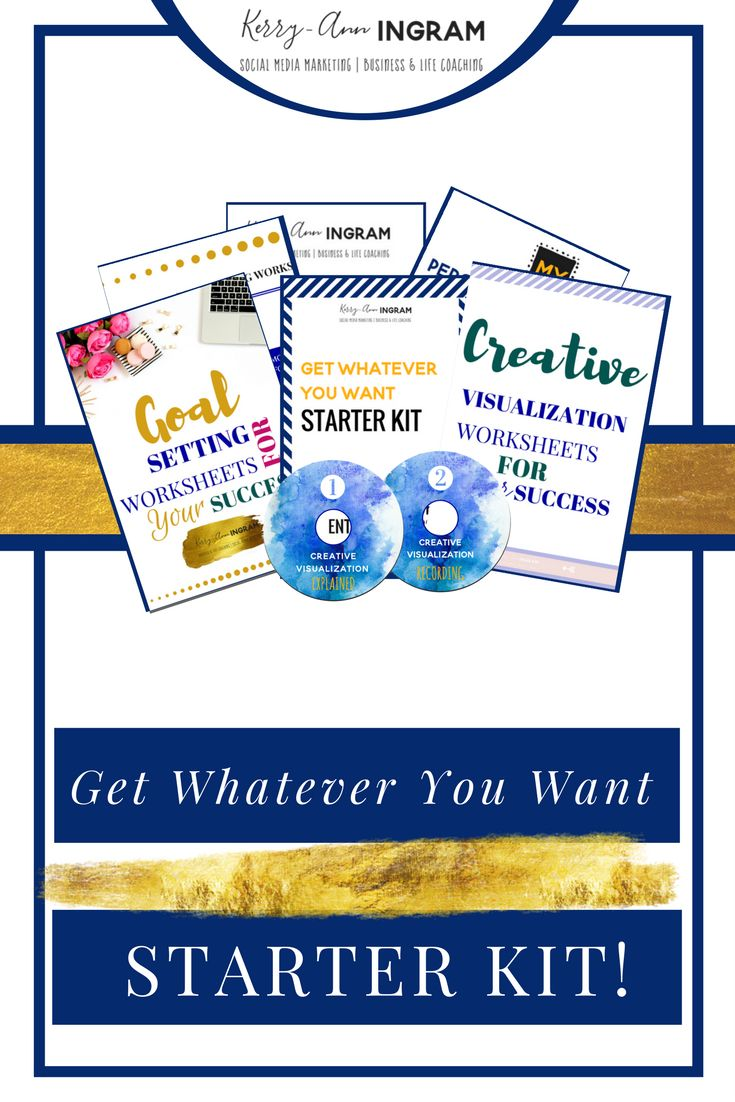 Please download and enjoy this FREE GIFT, Success Starter Kit to help you become more organised and successful in your life and business.