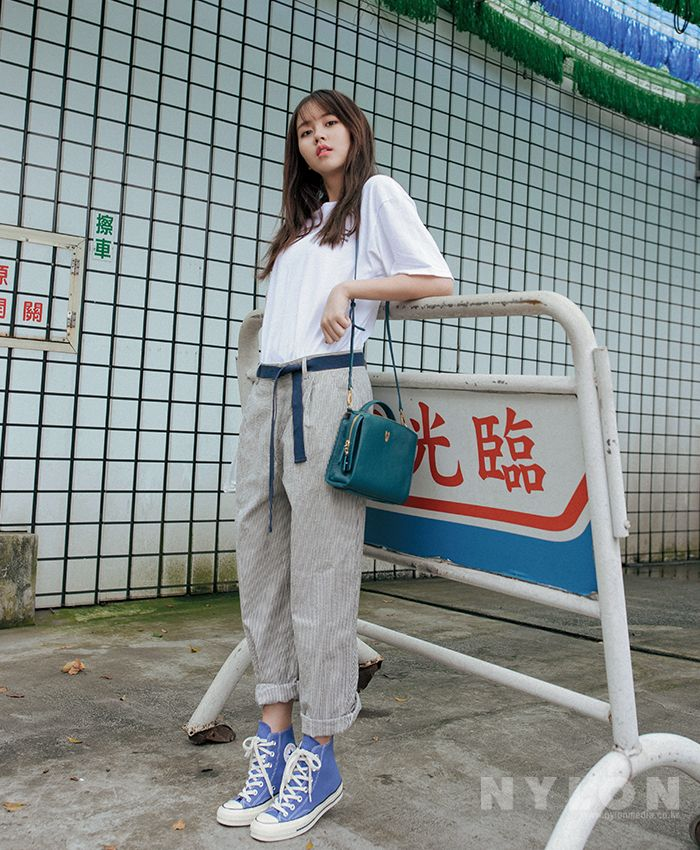 Kim So Hyun #Nylon