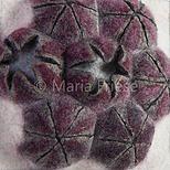 création textile - Maria Friese - felt design | art mural