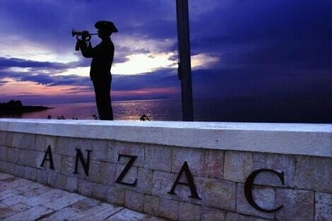 A N Z A C (Australia New Zealand Army Corps) Where two nations came of age and the spirit lives on. Anzac Cove, Gallipoli, Turkey
