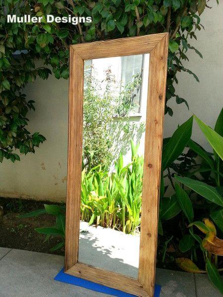spiegelwandspiegelholz spiegelwanddekor 179x79 - Kopfteil Plant Holzbearbeitung