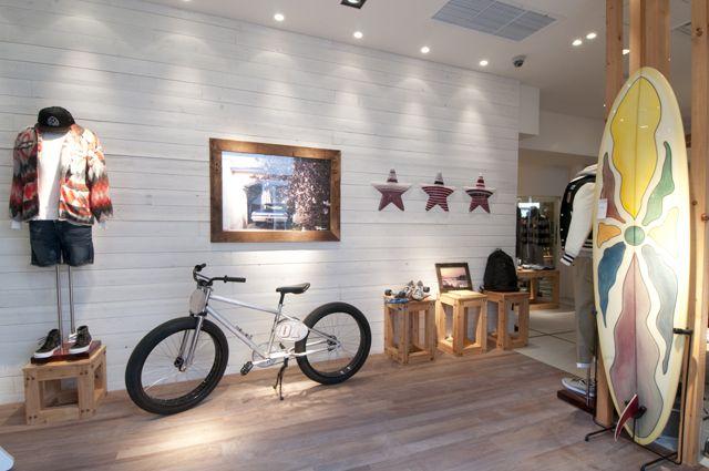 Ron Herman store, Show-nan, Japan