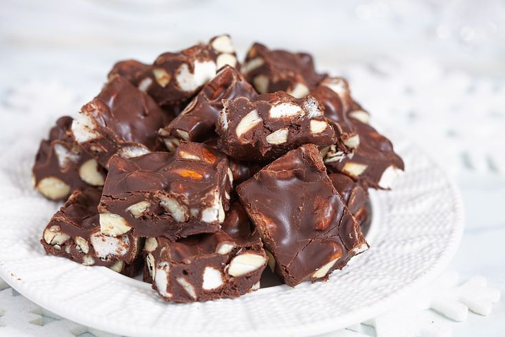 Oh, fudge! The holidays simply wouldn't be the same without you!  1. Old-Fashioned Chocolate Fudgekitchme.comLet's start things off with an old-fashioned fav
