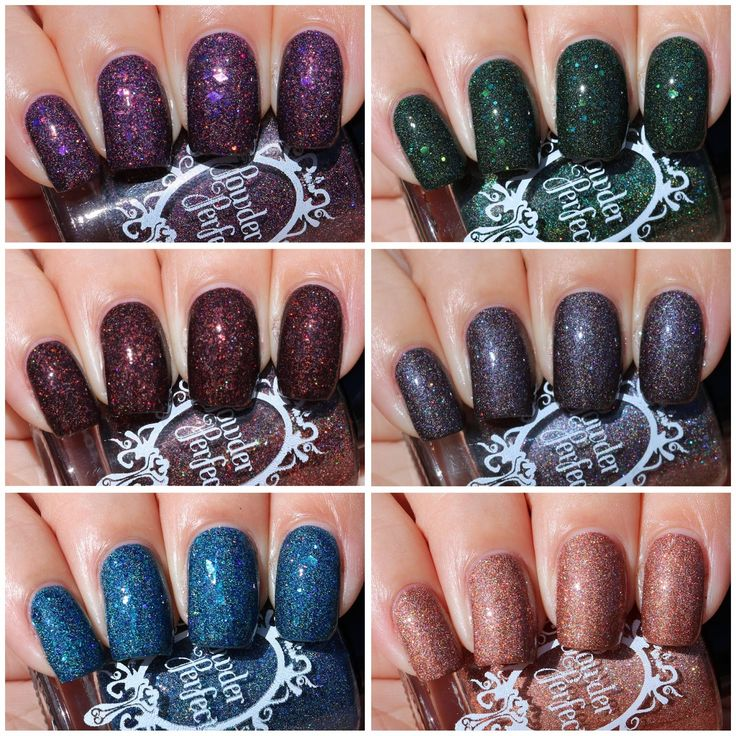 Powder Perfect Haunted Mansion Collection And New La Lune