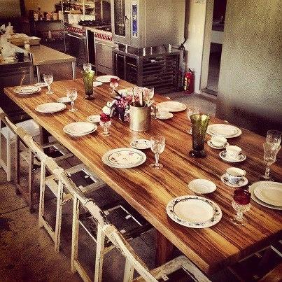 Mesa De Parota Mis Muebles Pinterest Diner Table And