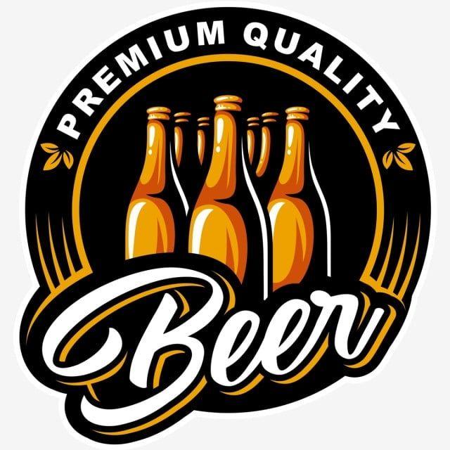 Oktoberfest Drink Illustration Line Craft Bottle Cold Cheers Hand Wheat Pub Restaurant Mug Club Alcohol Bever Logos De Bares Logos De Cerveza Cartel De Cerveza