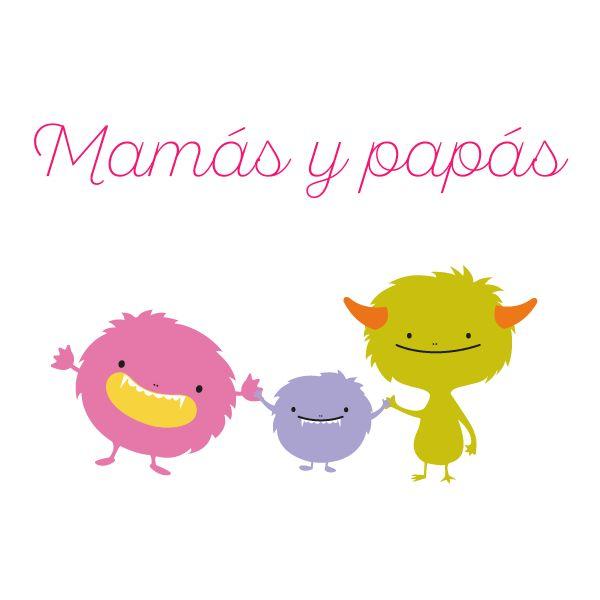 Visita la categoría de Mamás y las Papás y encuentra los mayorcitos y sus pequeños monstruos :-)