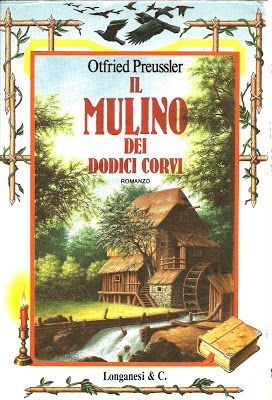 Recensione Mulino dei 12 corvi http://www.libriecaffelatte.com/2013/07/librofilm-krabat-e-il-mulino-dei-dodici.html  #fantasy #horror #fiabe #mulinododicicorvi #Preussler
