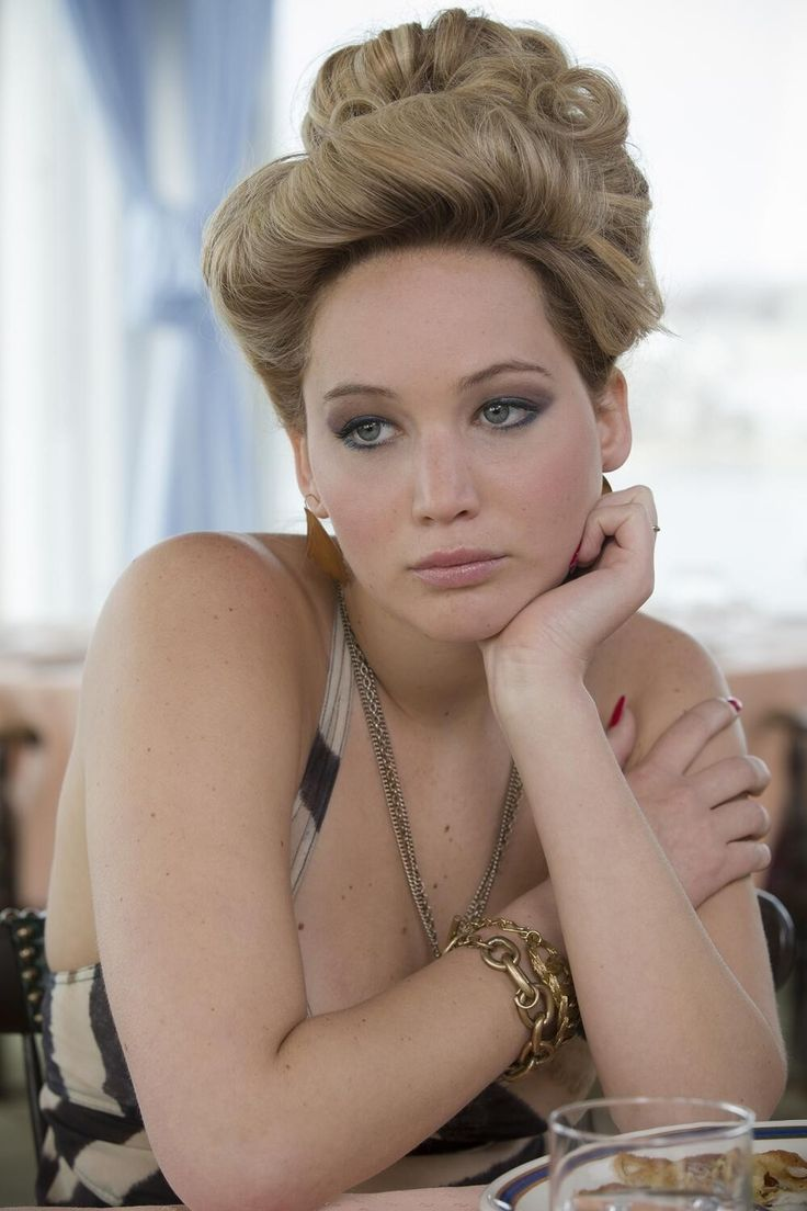 Jennifer Lawrence - American Hustle