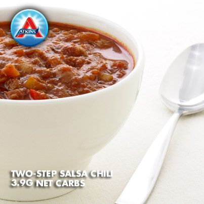 A big bowl of our chili makes for great comfort food. Fine for all phases!