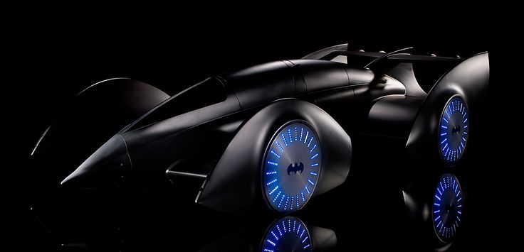David Ellis - Batmobile