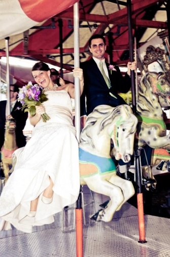 At the Fair by JLD Imagery - #wedding #bridal #couple #bride #groom #love #carousel #carouselhorse #weddingphotographer #weddingphotography #jldimagery: Carouselhor Weddingphotograph, Carousels Carouselhors, Couple Bride, Bride Grooms, Weddingphotographi Jldimageri, Carouselhors Weddingphotograph, Tales Fair, Fairies Tales