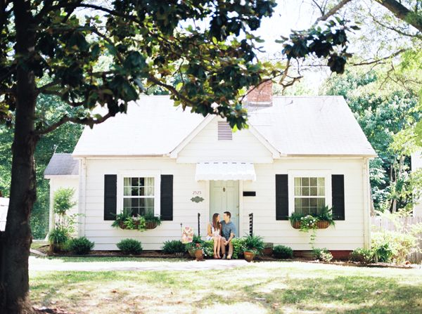 adorable small home | Ashley Bosnick