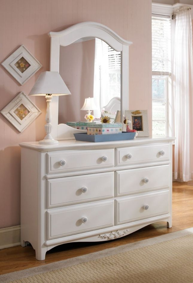 Best 25+ White dresser with mirror ideas on Pinterest | Bedroom ...