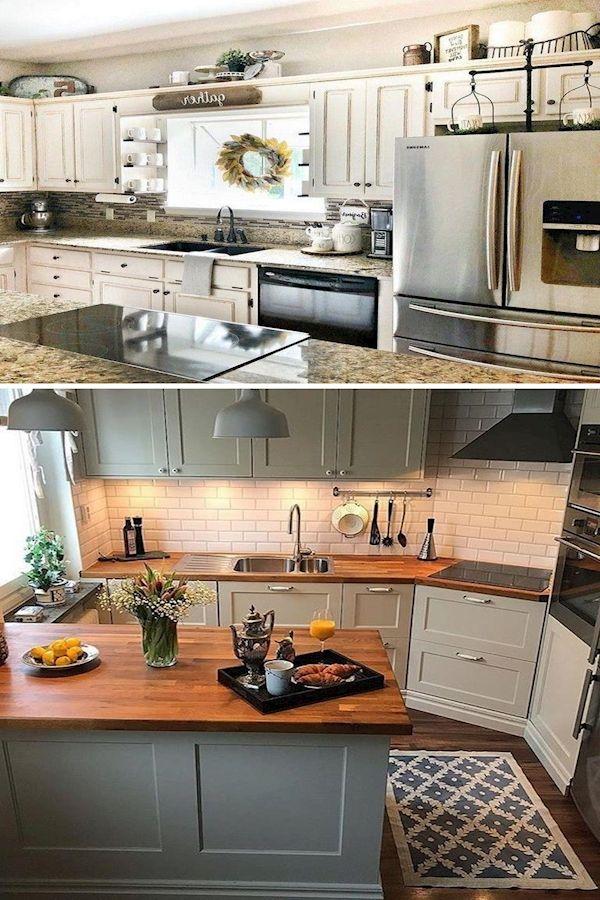 House Decoration Interior Design Ideas For Kitchen Cabinets Different Kitchen Design Ideas Model Kitchen Design Home Kitchens Kitchen Decor