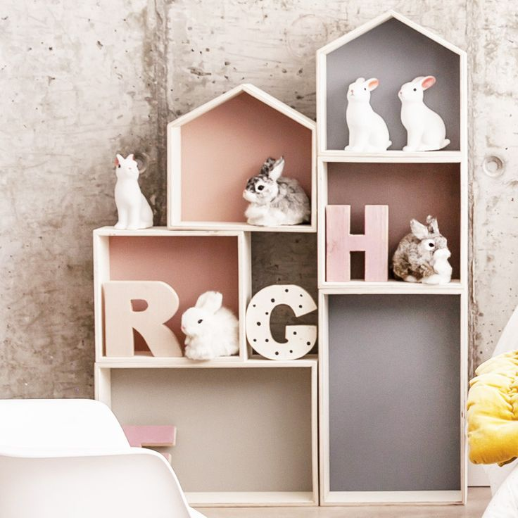 Estanterias para dormitorios infantiles beautiful - Estanterias infantiles originales ...