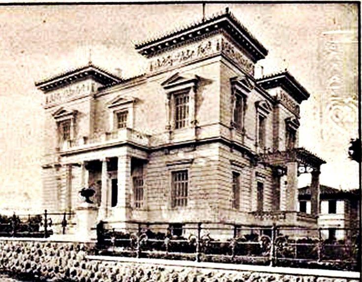 Αρχοντικά μοναδικής ιστορικής και αρχιτεκτονικής αξίας ανοίγουν τις πόρτες τους για το κοινό στην Κηφισιά την Κυριακή 15 Οκτωβρίου.