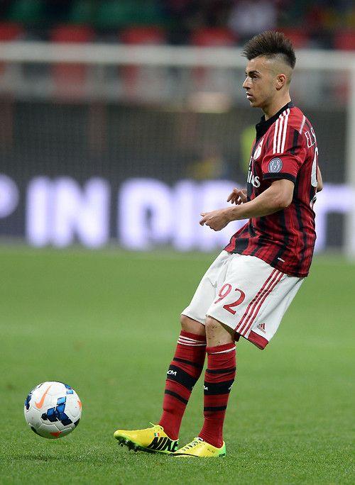 Stephan El Shaarawy AC Mailand