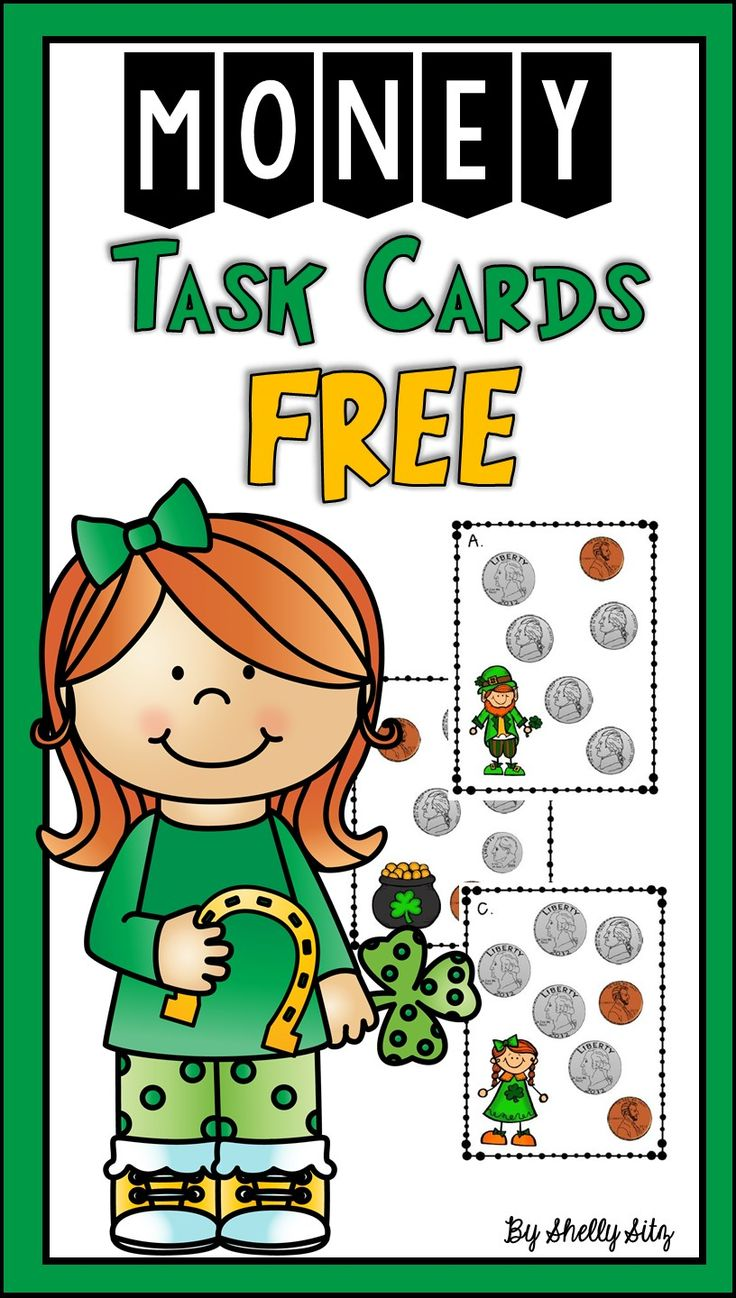 worksheet Practical Money Skills Worksheets 1000 ideas about money activities on pinterest teaching counting for 2nd grade freebie st patricks day math center