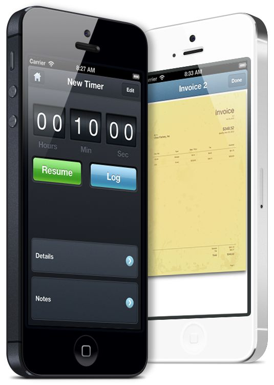 best time tracking app iphone