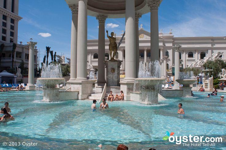 for Caesars swimming pool