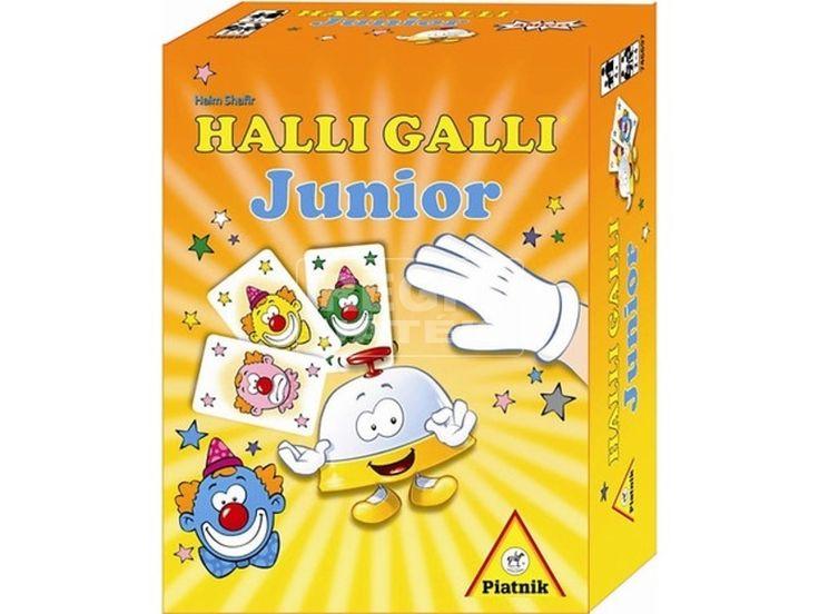 Halli Galli Junior társasjáték olcsón, 4175 Ft-ért a REGIO Játékboltban. Piatnik játékok széles választékban.