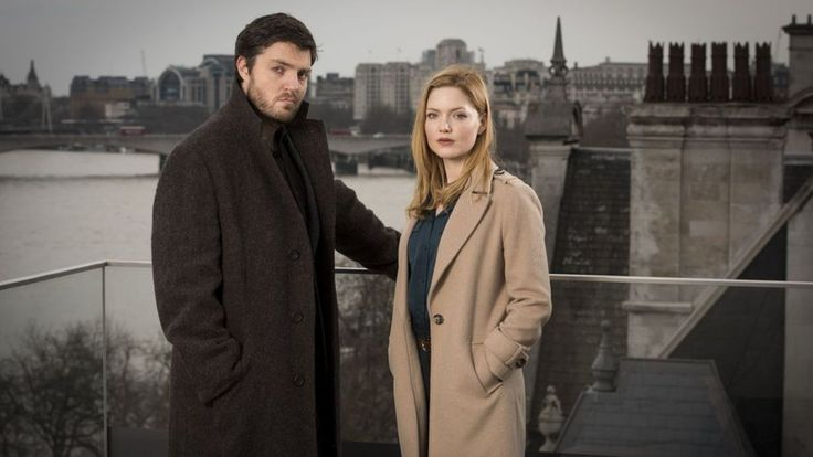 What's in store in JK Rowling's TV detective drama? - BBC News