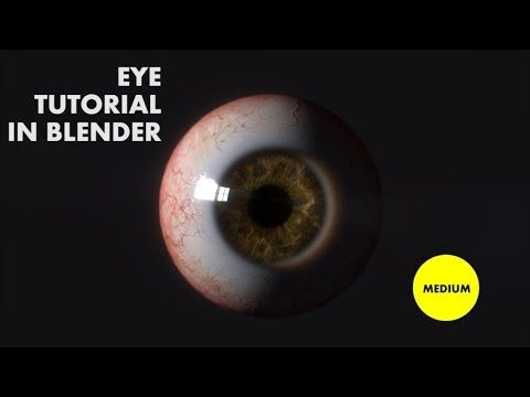 558 best blender video effects and animations images on pinterest eye tutorial in blender youtube malvernweather Images