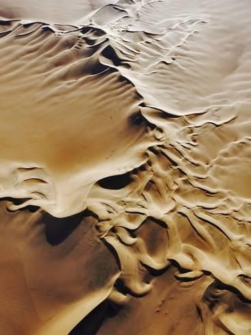 Aerial View of Sand DunesBy Martin Harvey