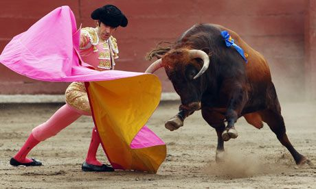 The art of bullfighting - Madrid - CruiseHolidaysNJ.com - Marlboro NJ (800) 284-2784