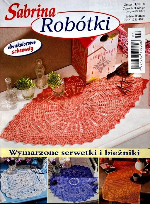 Sabrina Robotki  + pattern diagrams