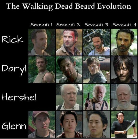 """When you started to feel sorry for Glenn. 