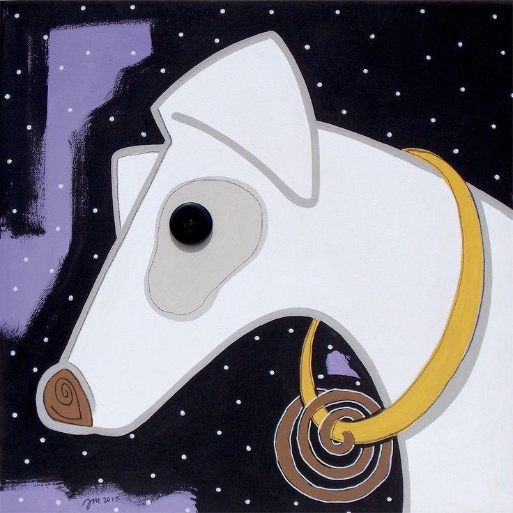 """andrea mattiello """"Black eye"""" acrilico, grafite e collage su tela cm 30x30; 2015  #andreamattiello #artistaemergente #emergingartist #artecontemporanea #contemporaryart"""