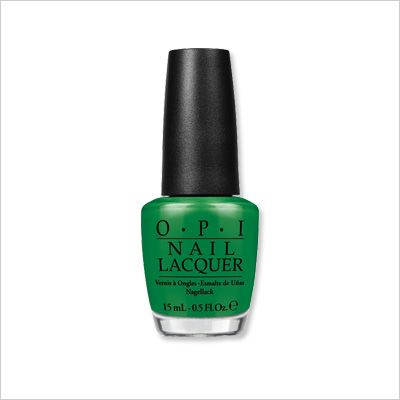 OPI NAIL POLISH IN SANDY HOOK GREEN Going off of an idea created by two Sandy Hook mothers—Dana Schicker and Jennifer Stoltz—OPI created an emerald green lacquer (available for a $26 donation; sandyhookpromise.com) to help raise money for Sandy Hook Promise, an organization formed to provide immediate and long-term aid for family members and the community of Sandy Hook.