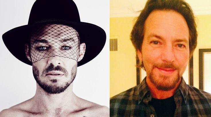 Eddie Vedder & Silverchair's Daniel Johns Collaborate On New Project