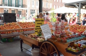 French open air markets
