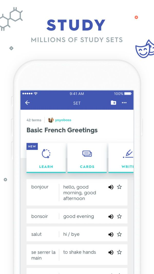 Quizlet Flashcards On The App Store Bordado