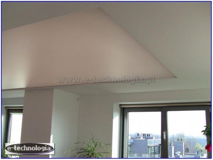 nowy sufit - sklep z sufitami - kolor sufitów e-technologia