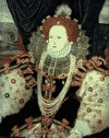"""Elizabeth I (1533 - 1603) queen regnant of England and Ireland. """"I do not so much rejoice that God hath made me to be a Queen, as to be a Queen over so thankful a people. Therefore I have cause to wish nothing more than to content the subject and that is a duty which I owe. Neither do I desire to live longer days than I may see your prosperity and that is my only desire."""""""