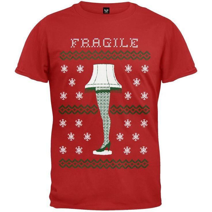 A Christmas Story - Fragile Lamp T-Shirt