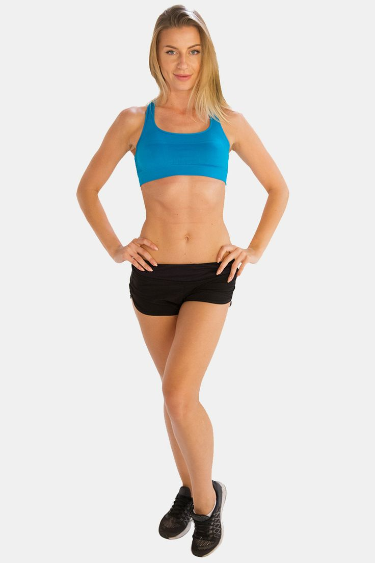 Buy variety of stylish #womens #shorts from this leading online #retailers, Alanic Activewear at discount prices.