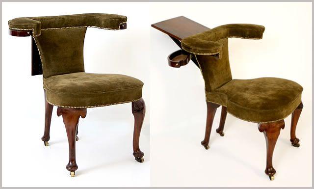 История дизайна: Кресла для чтения - записки цифрового ремесленника