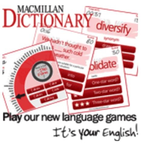 Interactive online games for learning English: check your knowledge of irregular verbs, phrasal verbs or frequently used words.