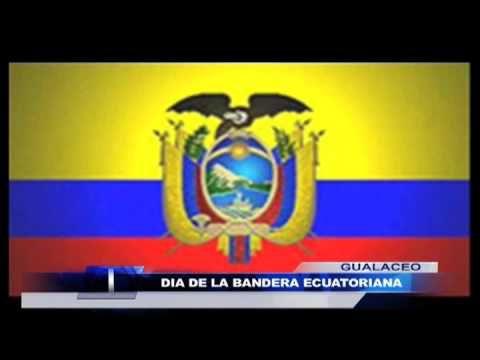 ▶ 26 de septiembre día de la bandera ecuatoriana - YouTube