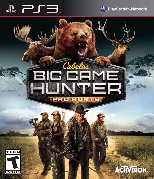 Cabelas Big Game Hunter Pro Hunts (PS3)