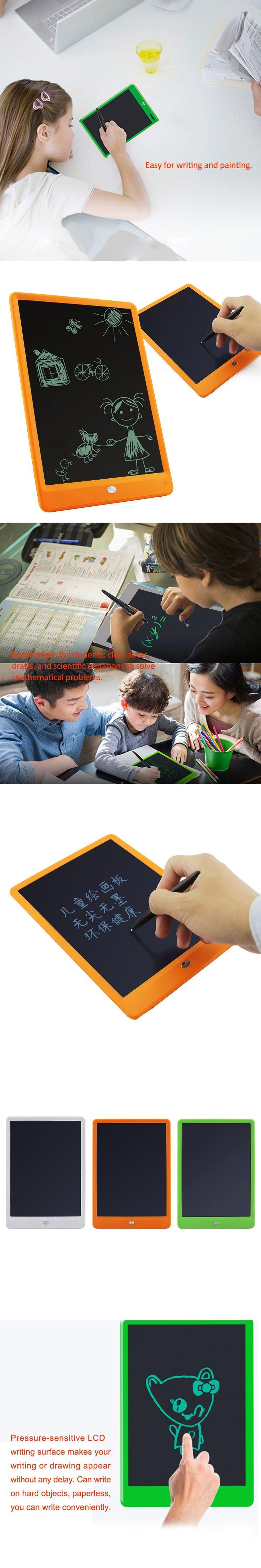 10inch Digital LCD Writing Tablet Ewriter Graffiti Board Handwriting Notepa Drawing Tablet Handwriting Pads Portable No radiatio