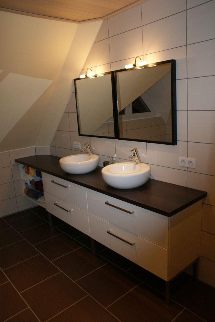 Les Meilleures Images Du Tableau Idées Salle De Bain Sur - Meuble de salle de bain delpha pour idees de deco de cuisine