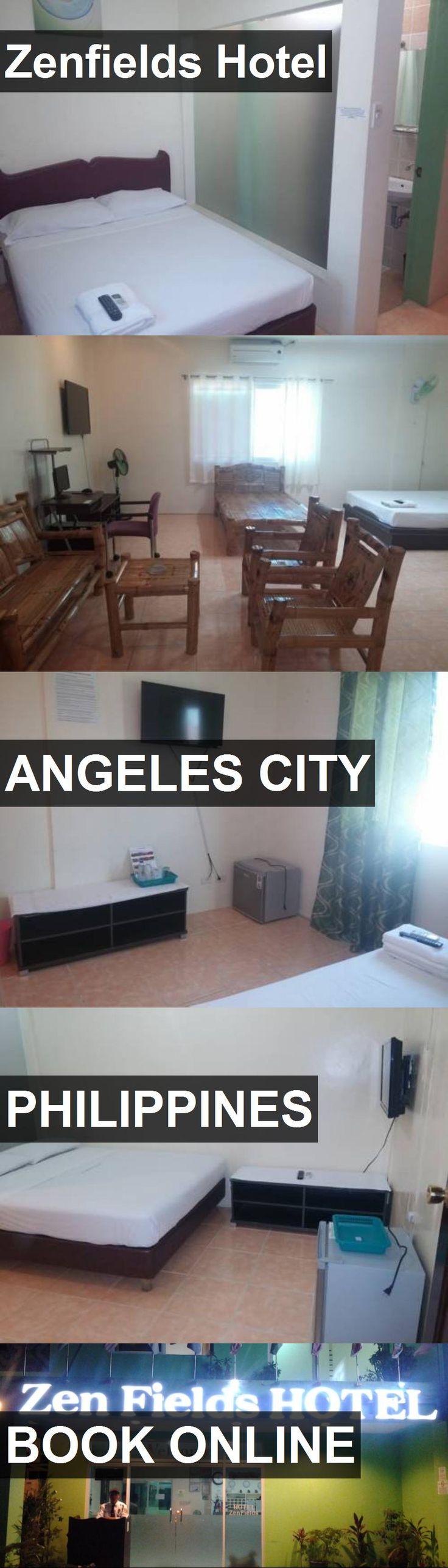 Zenfields Hotel in Angeles City, Philippines. For more information, photos, reviews and best prices please follow the link. #Philippines #AngelesCity #travel #vacation #hotel