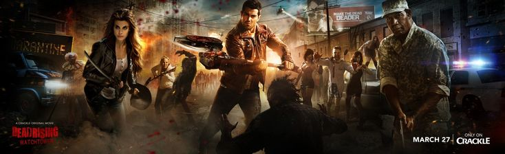 Return to the main poster page for Dead Rising: Watchtower