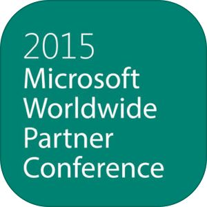 Microsoft WPC 2015 by Eventbase Technology, Inc.